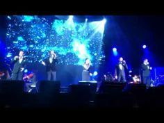▶ Can You Feel The Love Tonight-Il Divo Mty 2014 - YouTube