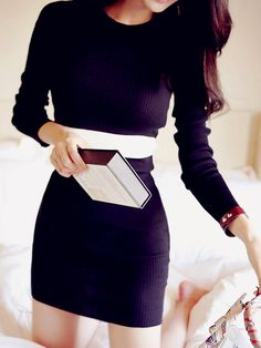 Bodycon Dress    #fall  #buytrends  #fashion #dress