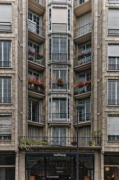 immeuble de rapport, 25 bis rue franklin auguste perret a…   Flickr