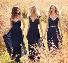 Hayley Paige Occasions Bridesmaids and Special Occasion Dresses Style jh5602, jh5600, jh5601 by JLM Couture, Inc.