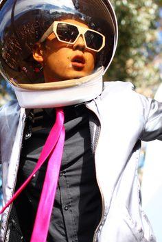Kev Nish (Rocketeer helmet)