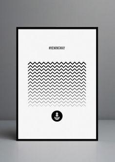 #HEMINGWAY - The Old Man and The Sea - Digital Illustration  #914k #francoroncoroni