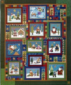winter quilts