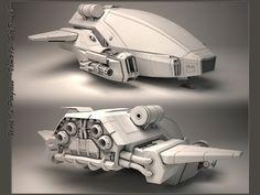 spaceship high poly tutorial - Google Search