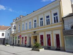 House in Baden/Vienna where, among others, Franz Schubert performed his works