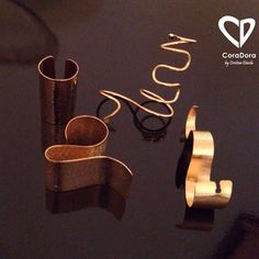 New rings available! One is not enough!! #avantgardecollection by #coradorastyle ✨✨