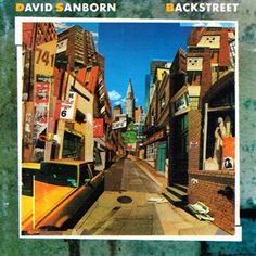 PHAROPHA SONORA: DAVID SANBORN - Backstreet