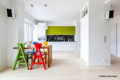 giovannoni studio & design の 北欧デザインの リビング