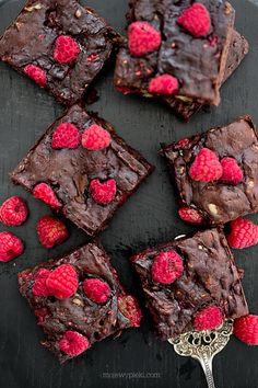 Brownie bez cukru (z daktylami)