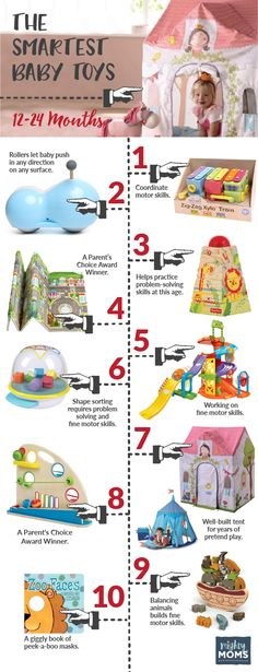 Best Baby Toys: How to Hedge Your Bets and Purchase a Winner - MightyMoms.club