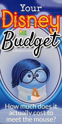 How much money should I I budget for Disneyland is something every parent asks before they take their trip. Let's budget for food, souveniers and fun!