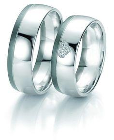 TrouwringenLounge - TrouwringenLounge - Jouw specialist in Trouwringen Engagement Rings Couple, Grenade, Vintage Modern, Ring Verlobung, Original Image, Colored Diamonds, Wedding Rings, Band, Yellow