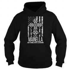 Wow MAINELLA T-shirt, MAINELLA Hoodie T-Shirts
