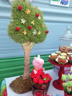 Peppa Pig Birthday Party Ideas | Photo 1 of 15