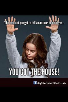 Real estate jokes, real estate humor http://new-to-ga.com/ #realestatejokes