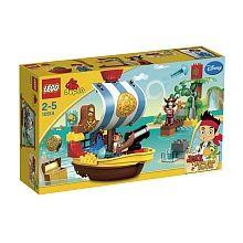 LEGO® DUPLO® - 10514 Jake's piratenschip Bucky voor Olivier?