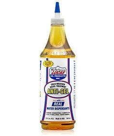 Antigel Diesel Lucas Oil 1 Litre: L'antigel diesel Lucas Oilpour temps froid et temperature hivernale négative, il est conforme aux…