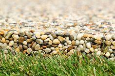 přírodní kamínky do vašich zahrad skvěle zapadnou Firewood, Dog Food Recipes, Beans, Vegetables, Crafts, Wellness, Buxus, Woodburning, Manualidades