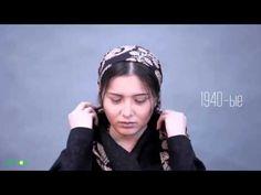 100 Yılda Orta Asya Kadınının İnanılmaz Değişimi - onedio.com