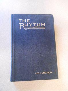 Vintage The Rhythm Leo J Latz Catholic Book 1940 by gasman201