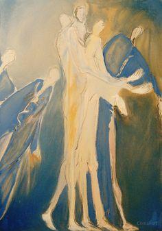 Macha Chmakoff, Transfiguration aux six personnages Marc 9,2