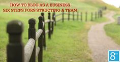 Read full blog post here: http://teamprojectmayhem.com/blog/how-to-blog-as-a-business-6-steps-for-structuring-a-team/?id=spooon  If you want to set your company apart from the competition, creating a corporate blog is definitely one way to do it.  Providing valuable, fresh content on a consistent basis is one of the best ways to build a loyal and engaged audience online and become a thought leader.  Blogging helps drive credibility ... Read more