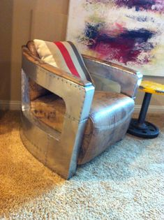 Great airplane furniture