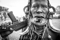 Portrait - African Fine Art - Louisa Seton Photography
