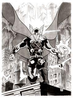 Thor by Brian Hurtt