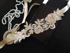 Wedding Headband Bridal Hair Accessories Wedding by alarastore