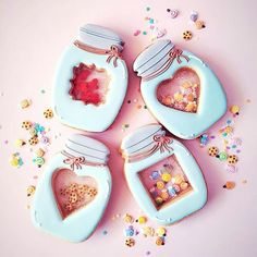 candy jar cookies