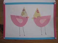 Bird Birthday Card by LITTLEMISSERIC, via Flickr