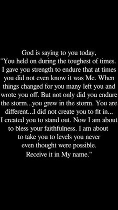 Thank you Father God, I believe it & receive all of your blessings on a daily basis in Jesus Name Amen❣️ Prayer Quotes, Bible Verses Quotes, Faith Quotes, Scriptures, Religious Quotes, Spiritual Quotes, Positive Quotes, Was Ist Pinterest, Jesus Christus