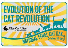 National Feral Cat Day PROTECT FERAL CATS AND ALL CATS THE WORLD OVER STOP THE EVIL ABUSE OF CATS...THEY ARE BEAUTIFUL CREATURES!