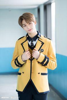 Stray Kids Hyunjin Graduation Photoshoot by Naver x Dispatch.