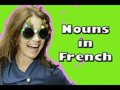 Nouns in French
