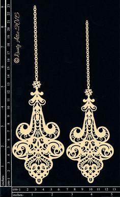 Ornate Pendants #2 - The Dusty Attic