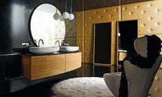Cerasa by Lime Black Maori Bathroom Design Collection
