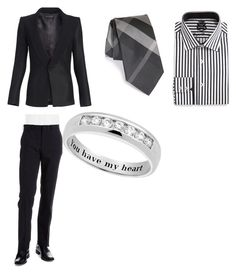"""Untitled #77"" by carolkennedy1970 ❤ liked on Polyvore featuring Laveer, Burberry, English Laundry, MICHAEL Michael Kors, men's fashion and menswear"