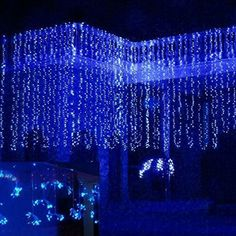 price error - Waterproof 10mx3m 1000 LED Curtain Fairy String Lights Wedding Party Christmas Home Garden Bedroom Outdoor Indoor Wall Decorations blue * Read more at the image link. (This is an affiliate link) #LightingCeilingFans