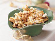 Oven Caramel Corn recipe from Betty Crocker
