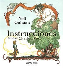 Check out an animated book trailer for Instructions, the new book from Newbery Medal winner Neil Gaiman and illustrator Charles Vess! Find more Neil Gaiman v. Neil Gaiman, Book Club Books, The Book, Books To Read, My Books, Small Book, Kind Person, Read Aloud, So Little Time