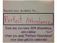 Attendance Motivation