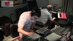 "Studio 360: Matmos and So Percussion perform ""Water"""