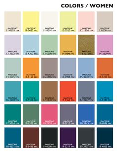 Lenzing Colour Trends Spring/Summer