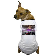Preparing for a Concert Dog T-Shirt