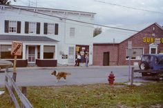 Hedgesville, West Virginia, Main Street. Main Street, West Virginia