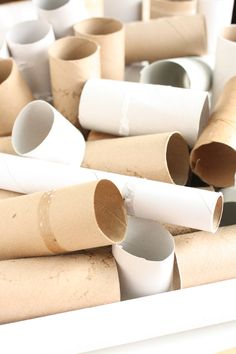 22 THINGS TO MAKE WITH CARDBOARD TUBES! - Happy Hooligans