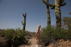 Marie Tomanová je posedlá kaktusy