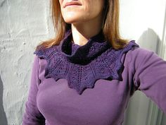Ravelry: Project Gallery for The Diwali Cowl pattern by Andrea Jurgrau